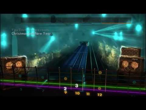 The Eagles - Please Come Home For Christmas (Lead) Rocksmith 2014 CDLC