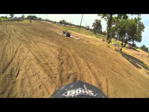 District 20 Open Beginner Moto 2 8-30-15