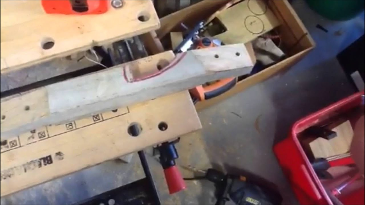 How To Make A Recurve Bow Easy And Powerful Youtube