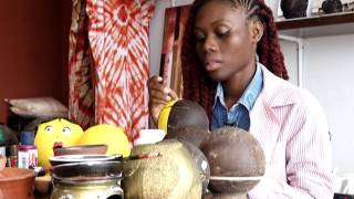 Finding use for dry coconut shells – Joy Business Van on Joy News