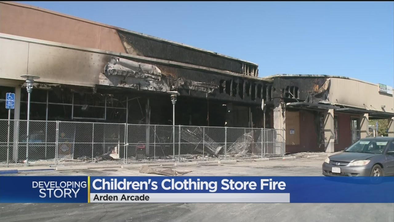 8af94504f9408 Once Upon A Child Fire Leaves Parents Without Popular Clothing Shop. CBS  Sacramento