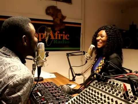 Ghanaian International Designer THERESA BOATENG on TopAfric Radio