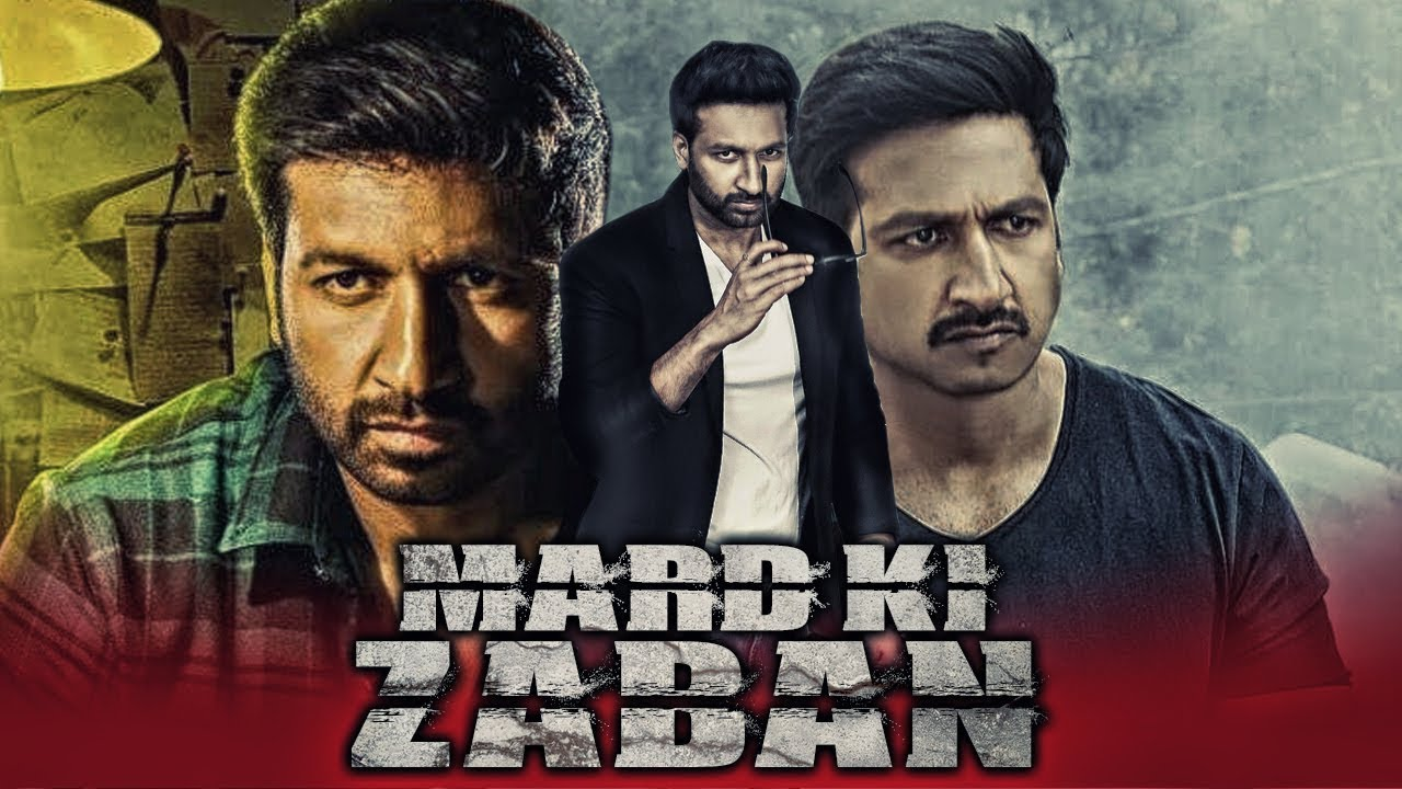 "Gopichand Superhit Romantic Action Hindi Dubbed Movie ""Mard Ki Zaban"" (Mogudu)"