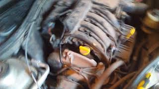 Промывка дроссельного узла на дастер