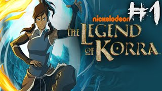 The Legend Of Korra (PC) Gameplay-Walkthrough W/Commentary Part #1
