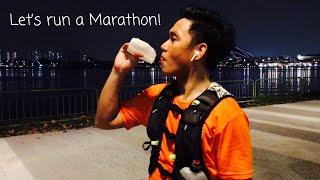 Let's run a Marathon (Vlog 2)