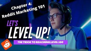 Chapter 4: Reddit Markęting 101 - Building Traffic with Reddit