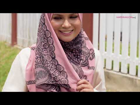 TUTORIAL 1 MINIT AMANI LUXE by ANIES IMAN 💋 from YouTube · Duration:  41 seconds