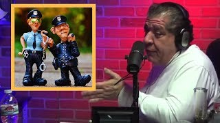The Highest Honor of a Pick Pocketer is Stealing A Cop's Badge | Joey Diaz