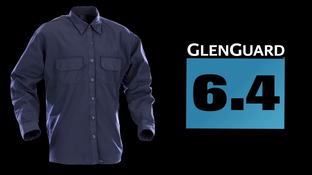 Flame-Resistant Fabrics and Garments: GlenGuard