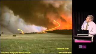 Busting bushfire myths: Expert Briefing - Kevin Tolhurst