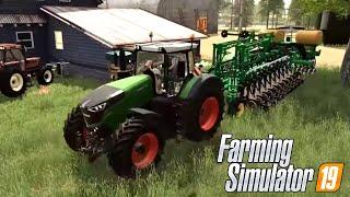 #86 - ACQUISTI VARI E SEMINA COTONE - FARMING SIMULATOR 19 ITA RUSTIC ACRES