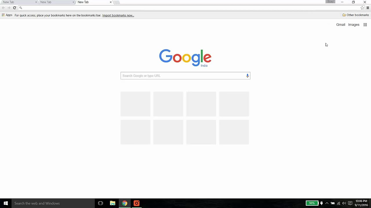 How to Search Any Site from Chrome's Address Bar
