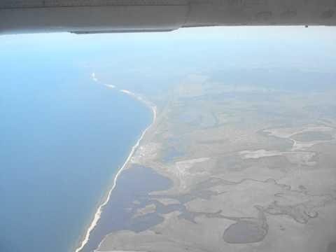 Полёт над Байкалом