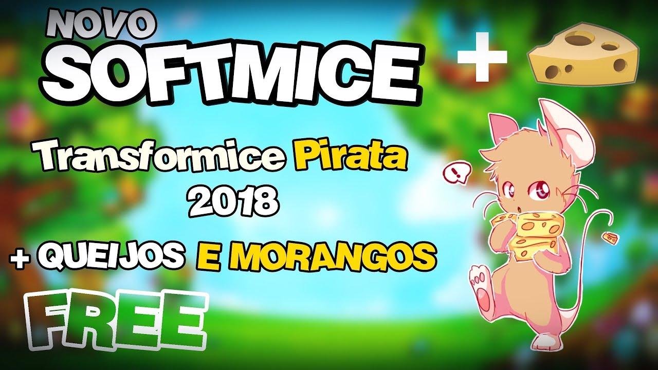 SoftMice - Novo Transformice Pirata 2018