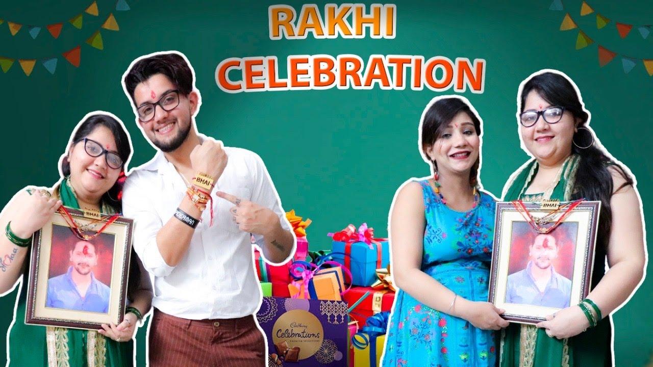 RAKHI CELEBRATION | Choudhary Family | Khushi Punjaban | Vivek Choudhary