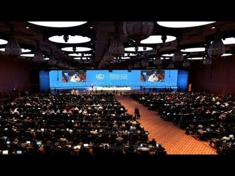 Finance Rules at Doha UN Climate Summit