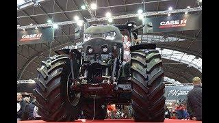 Ciągniki i maszyny rolnicze CASE IH. Nowości na targach AGROTECH 2018