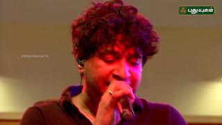 Uyirin Uyire Kakka Kakka , KK , Harris Jayaraj , Puthuyugam TV