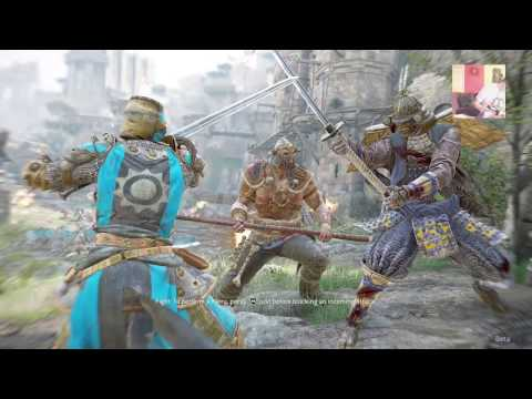 For Honor Beta PS4 Gameplay