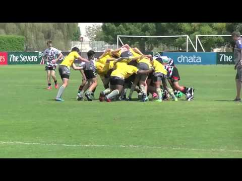 20151009 Harlequins Vs Hurricanes U16.