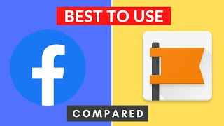 Comparing Facebook app and Facebook page manager screenshot 3
