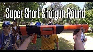 Less than two minutes of shotgun goodness