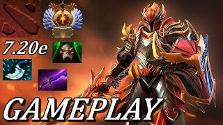 Dota 2 THE TALKATIVE TEAMMATE! Dragon Knight Ranked Gameplay Commentary [IMMORTAL]