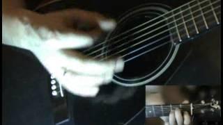Вид боя № 7b (Уроки игры на гитаре Guitarist.kz)