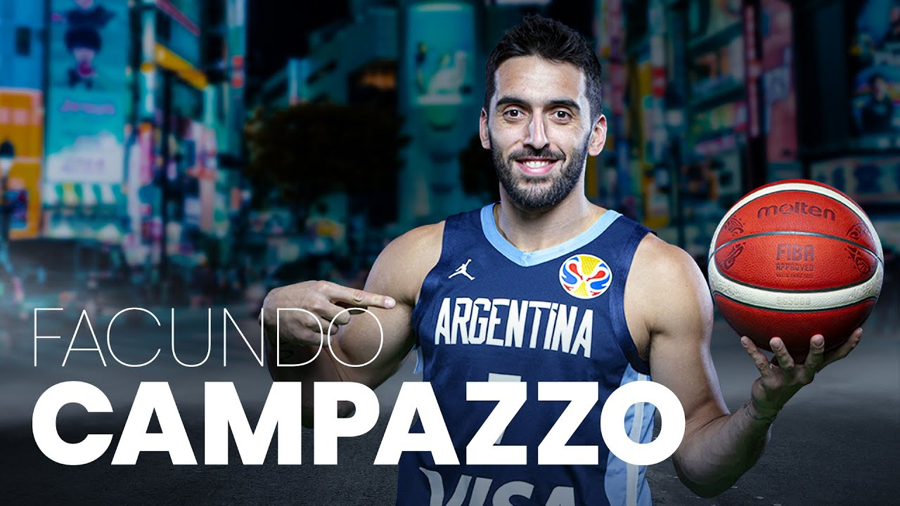 Facundo Campazzo | Top Plays Argentina | Players to watch Olympic Games Tokyo 2020
