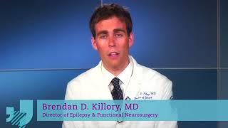 Meet Brendan Killory, MD, Director, Epilepsy Neurosurgery, Hartford Hospital