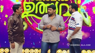 Comedy Utsav EP-18 Comedy Uthsavam Episode 18 From Flowers TV