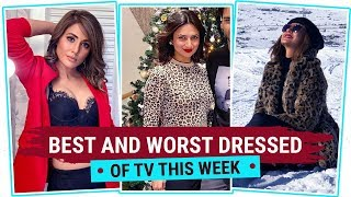 Hina Khan, Divyanka Tripathi, Jennifer Winget: TV's Best and Worst Dressed of the Week | Pinkvilla