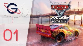 CARS 3 : Course vers la Victoire FR #1