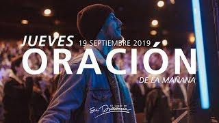 ???? Oración de la mañana (Música Cristiana) - 19 Septiembre 2019 - Henry Pabón | Su Presencia