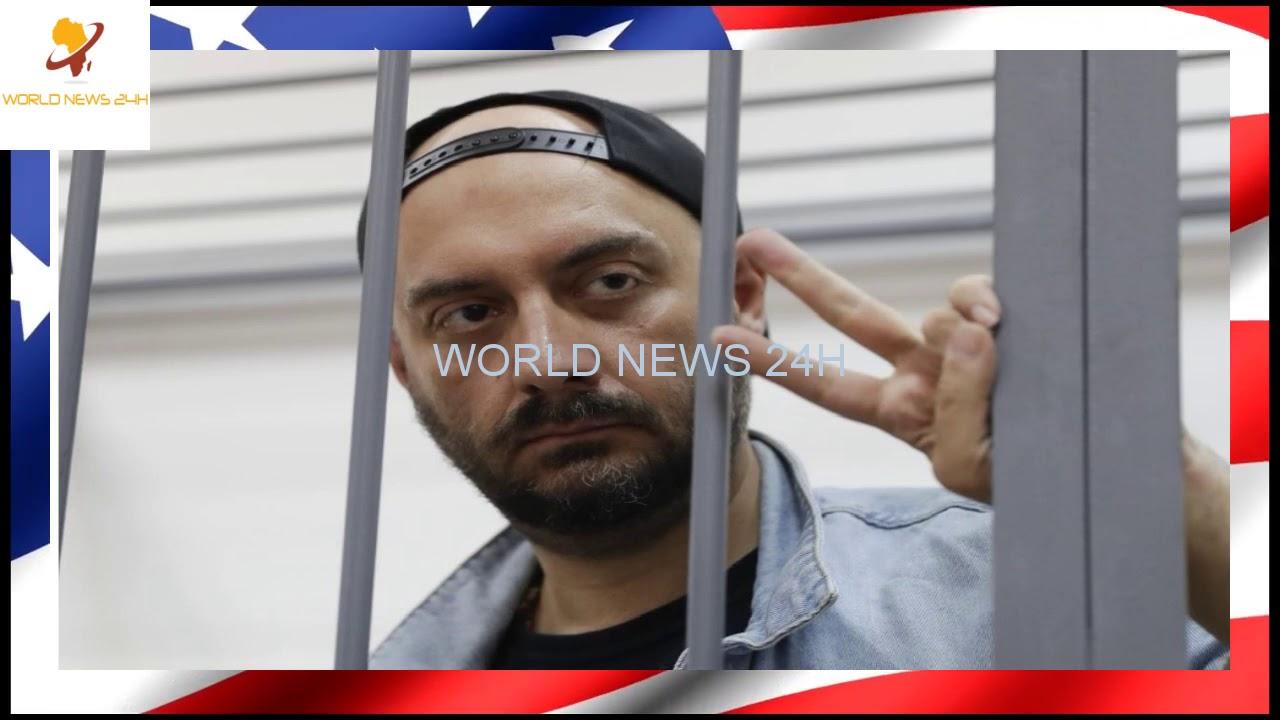 Kremlin: no politics behind arrest of prominent director