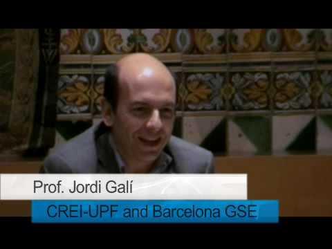 """Roundtable """"Economists and the Crisis"""" - Economics Trobada VII"""