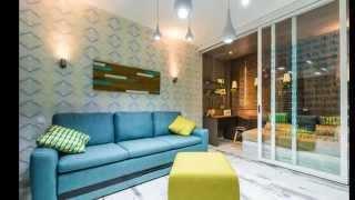 Дизайн гостинной совмещенной с детской с раздвижными стеклянными панелями(Дизайн гостинной совмещенной с детской с раздвижными стеклянными панелями разрабатывали дизайнеры из..., 2015-02-13T16:52:38.000Z)