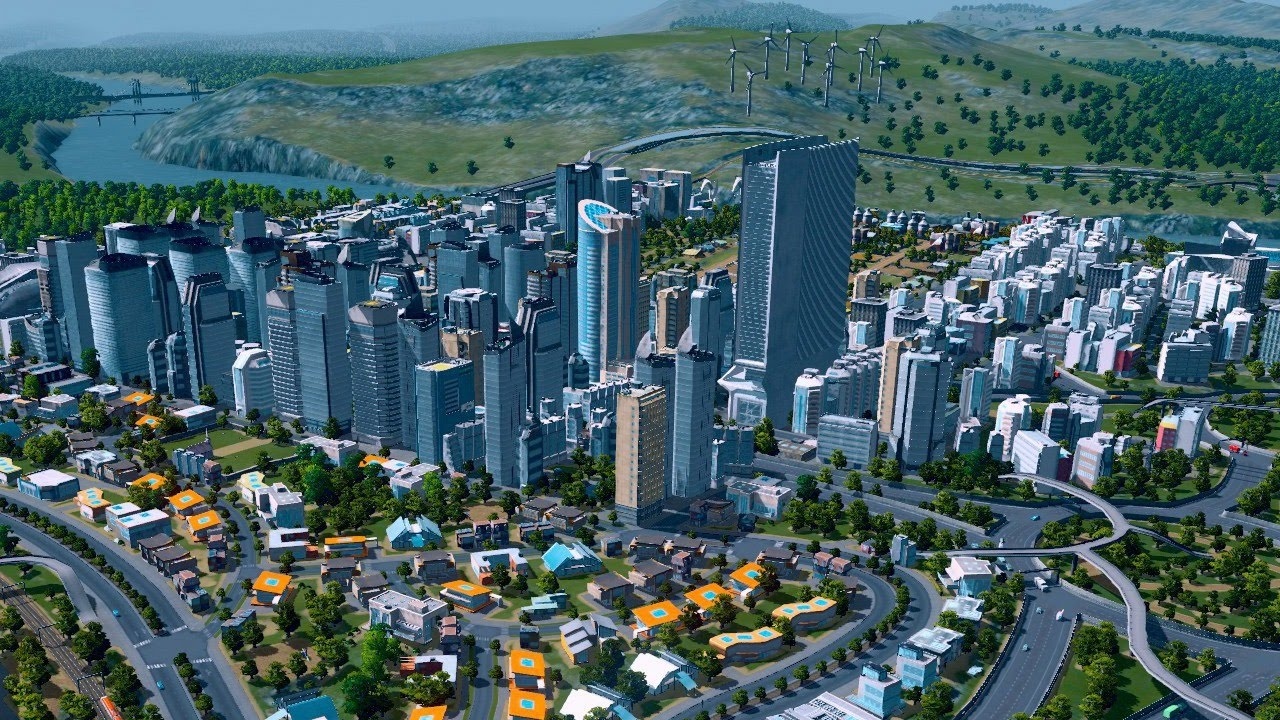 Image result for Cities Skylines