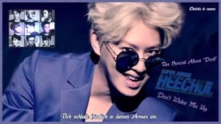 Super Junior (슈퍼주니어) - Don't Wake Me Up k-pop [german Sub] The Special Album Devil