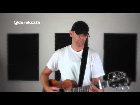 Amazed Lonestar : Acoustic : cover by Derek Cate