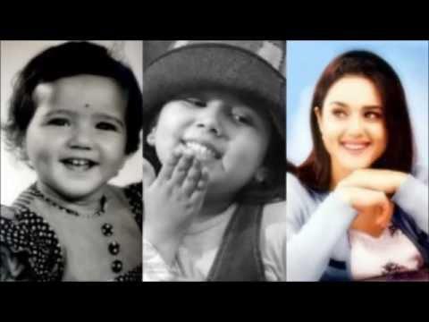 Preity Zinta Childhood Photos, Unseen Video