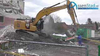 sloop flat troelstralaan in Assen