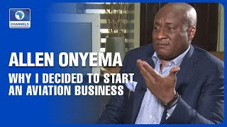 Why I Decided To Start An Aviation Business - Onyema