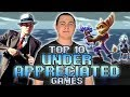 Top 10 Under Appreciated Games - Square Eyed Jak
