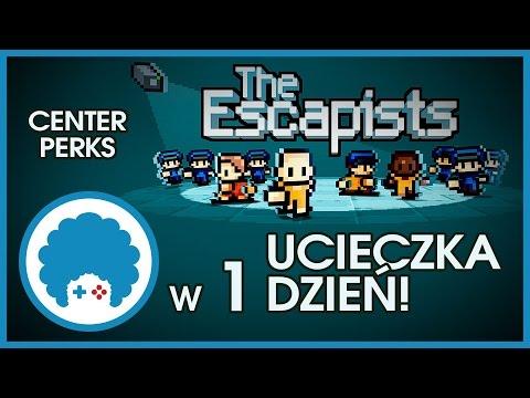 The Escapists PL | Speed Run | Ucieczka z Center Perks w 1 dzień!
