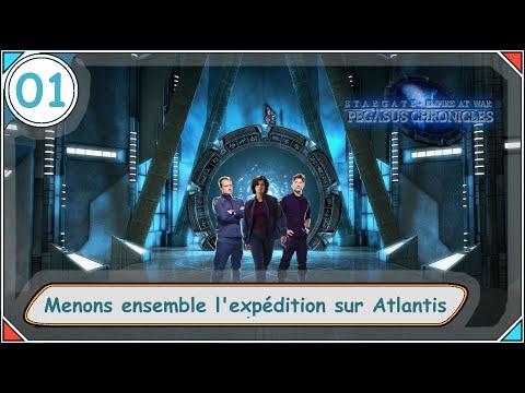 [Let's Play - FR] Stargate: Pegasus Chronicle - #01 - Menons ensemble l'expédition d'Atlantis!