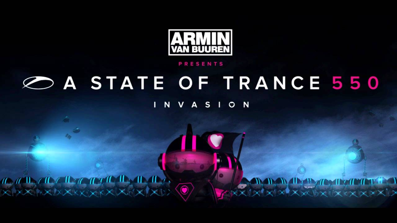 A State of Trance 550 (Mixed by Armin van Buuren, Dash ...
