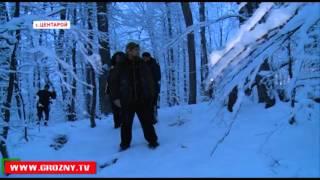 Рамзан Кадыров посетил с инспекцией Центароевкский заповедник