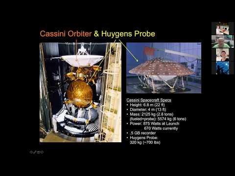 NSN Webinar Cassini End of Mission